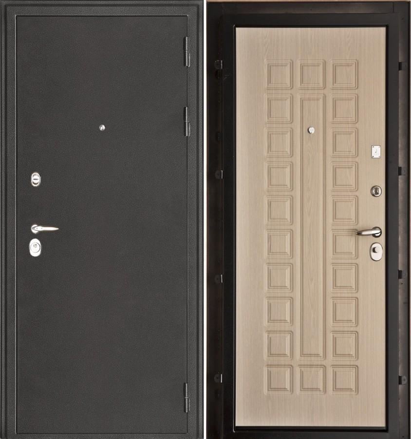 прайс утеплённые металлические двери